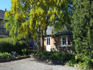Shropshire family friendly cottage